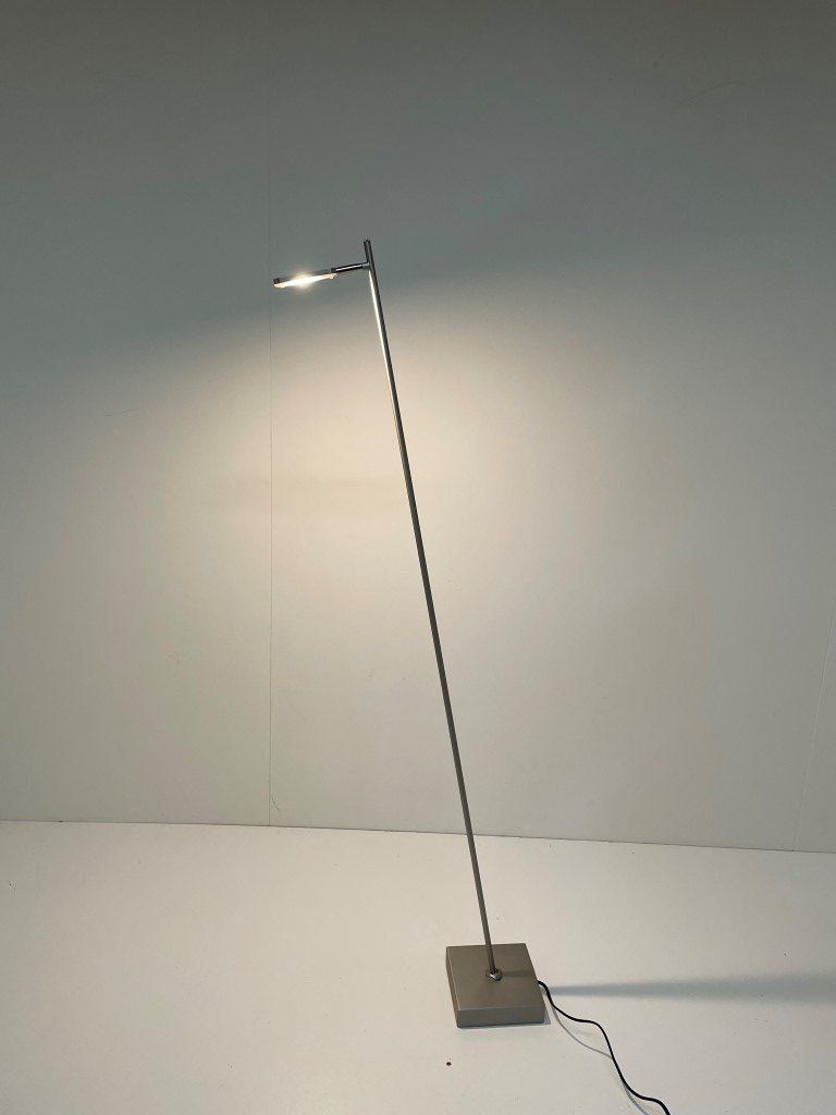 Leeslamp Block LED Staal