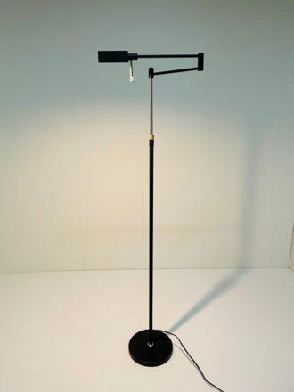 Leeslamp Mini Bari up down 5W Led zwart met dimmer