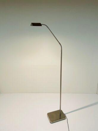 Leeslamp Parma 8w Led Staal met dimmer