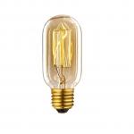 Kooldraad E27 40W buislamp 45x110 Goud