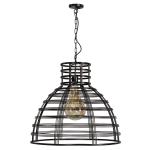 Hanglamp Molfetta 70cm zwart