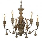 Hanglamp Amalfi 6-lichts 75cm