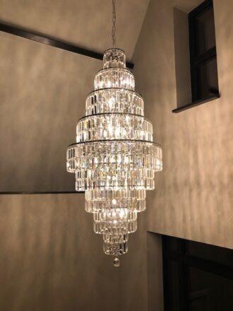 Kristal Lamp Lampenhuis