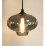 By eve bulb lantern 40 metallic smoke