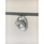 Railspot Barca ² LED voor Made spanningsrail I Grijs