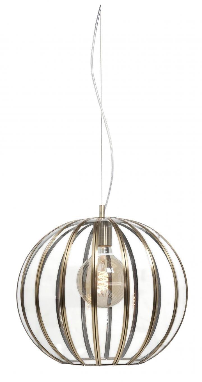 Hanglamp Giro brons 30 cm