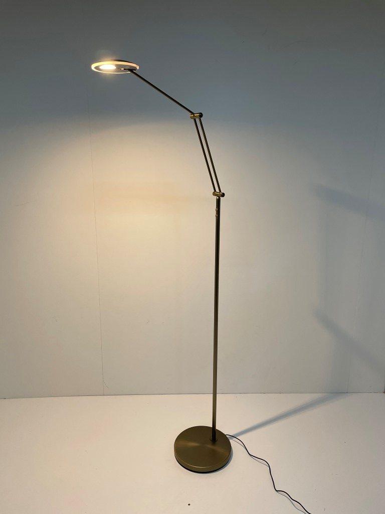 Leeslamp Sapporo brons LED