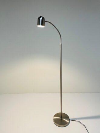 Leeslamp Umbria nikkel mat LED
