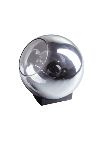 Tafellamp Orb 25 cm smoke