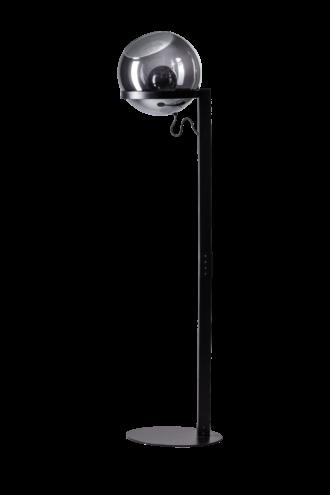 Vloerlamp Orb smoke