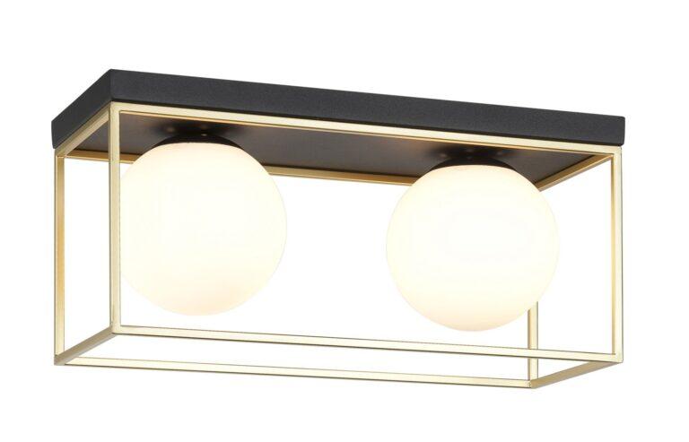 Plafondlamp Sorrento 2 lichts
