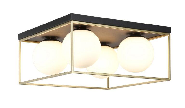 Plafondlamp Sorrento 4 lichts