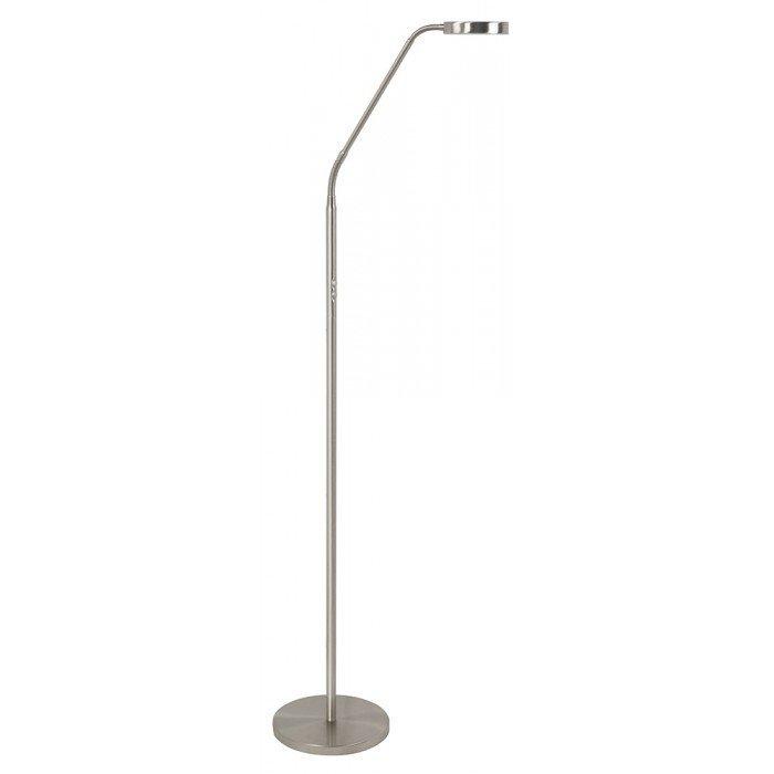 Moderne stalen leeslamp van de serie Galaxy.