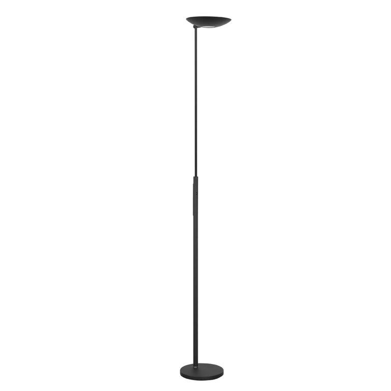 Up light Geneva zwart LED