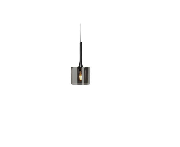 Hanglamp Diverso 6 lichts smoke