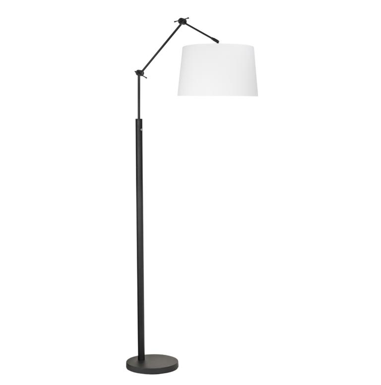 Vloerlamp magna zwart