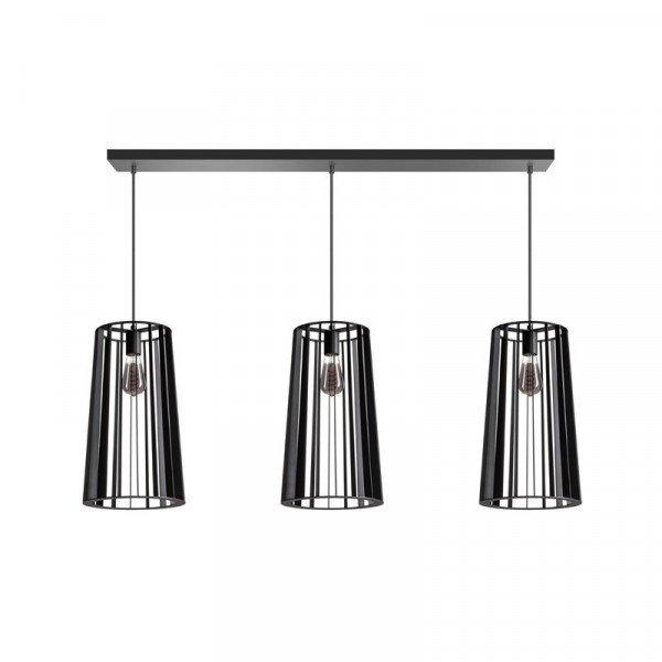 Hanglamp blackbird 3 lichts