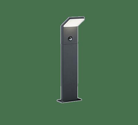 Buitenlamp Pearl sokkel met sensor