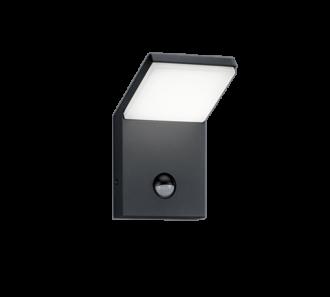 Buitenlamp Pearl wand met sensor