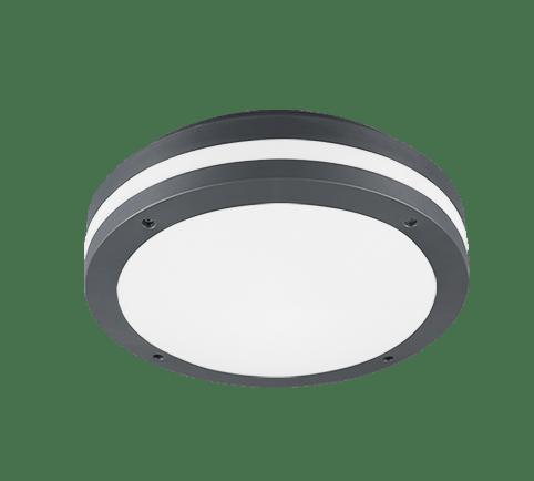 Buitenlamp Piave met sensor