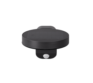 Buitenlamp solar Posadas met sensor