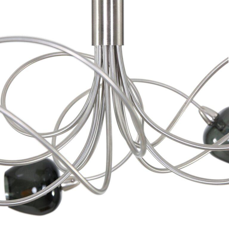 bovenkant van de plafondlamp Tarda LED