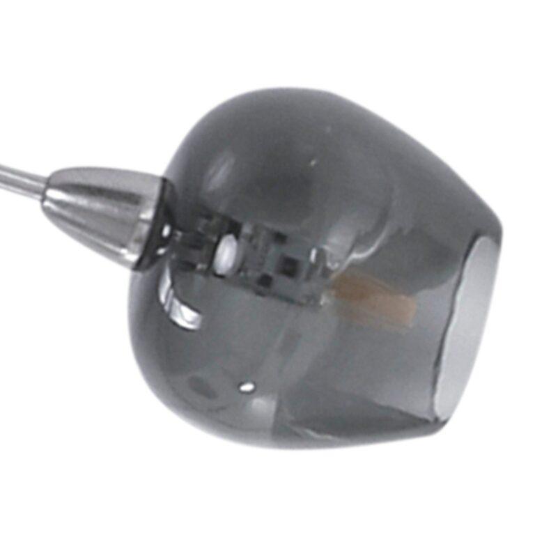 De LED van de hanglamp Tarda van staal