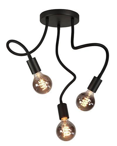 Plafondlamp Flex 3 lichts