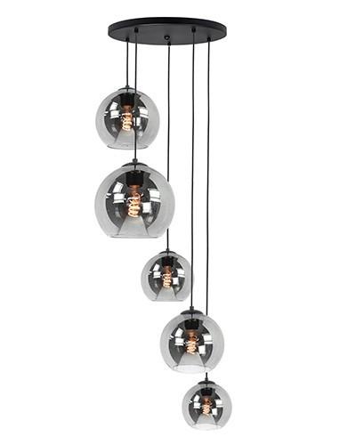 Hanglamp Fantasy Globe 6 lichts