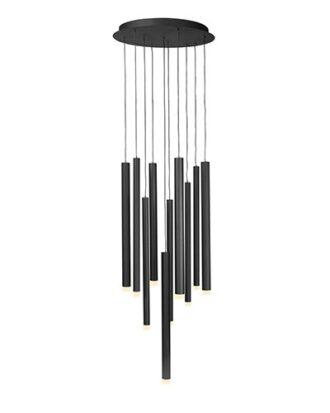 Hanglamp Tubes 10 lichts
