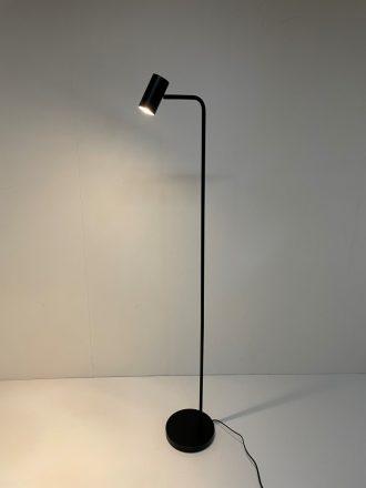Leeslamp Burgos 1 zwart