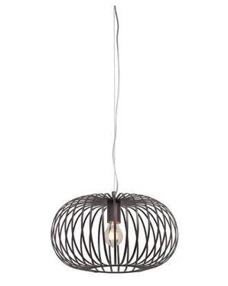 Hanglamp Bolato 40cm Bruin