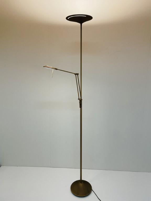 Vloerlamp Zodiac LED brons