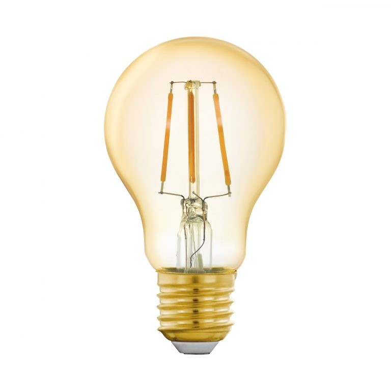 Eglo CONNECT LED FILAMENT E27 G95 5,5W AMBER 2200K 500LM DIMBAAR