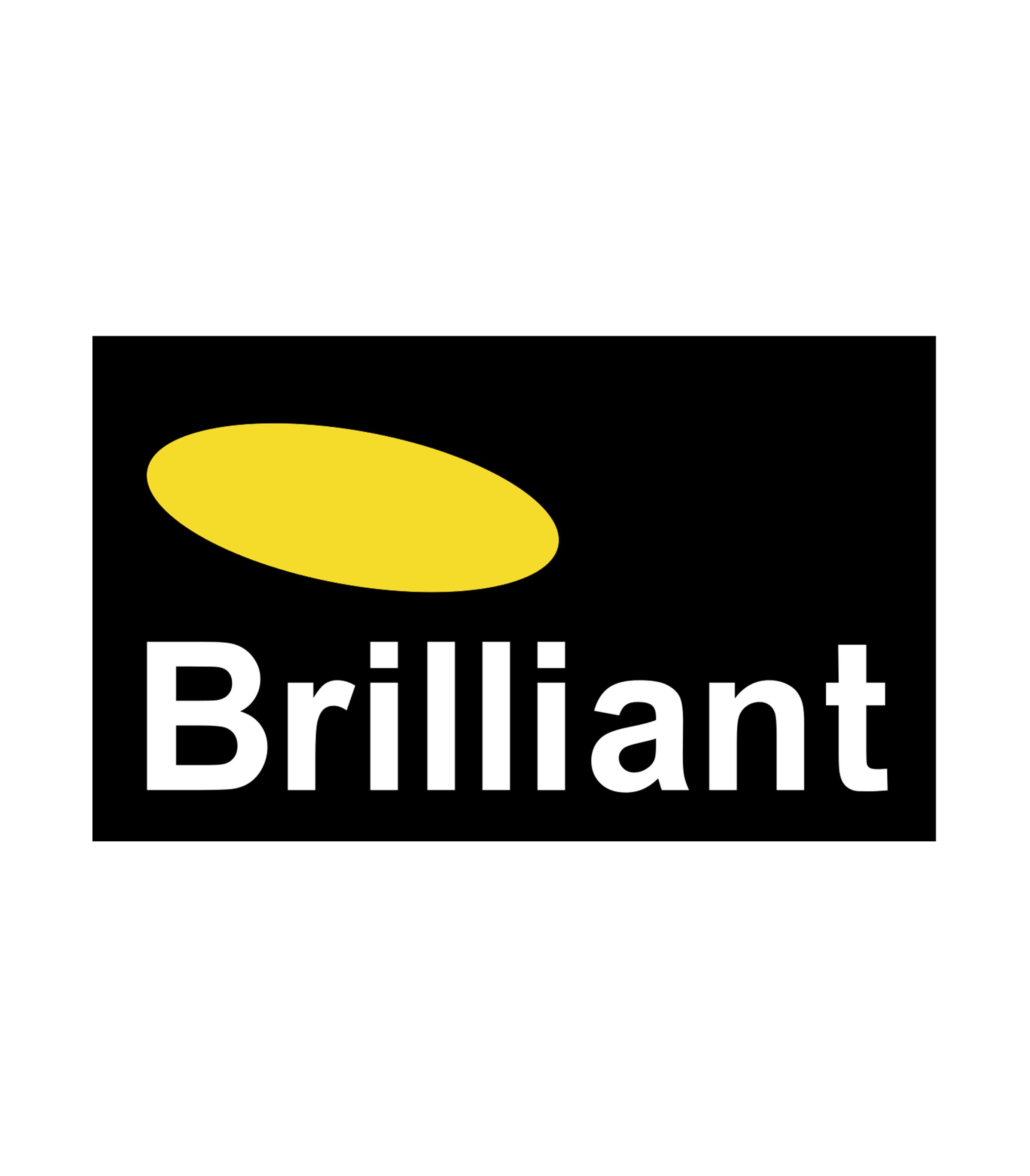 Brilliant verlichting logo