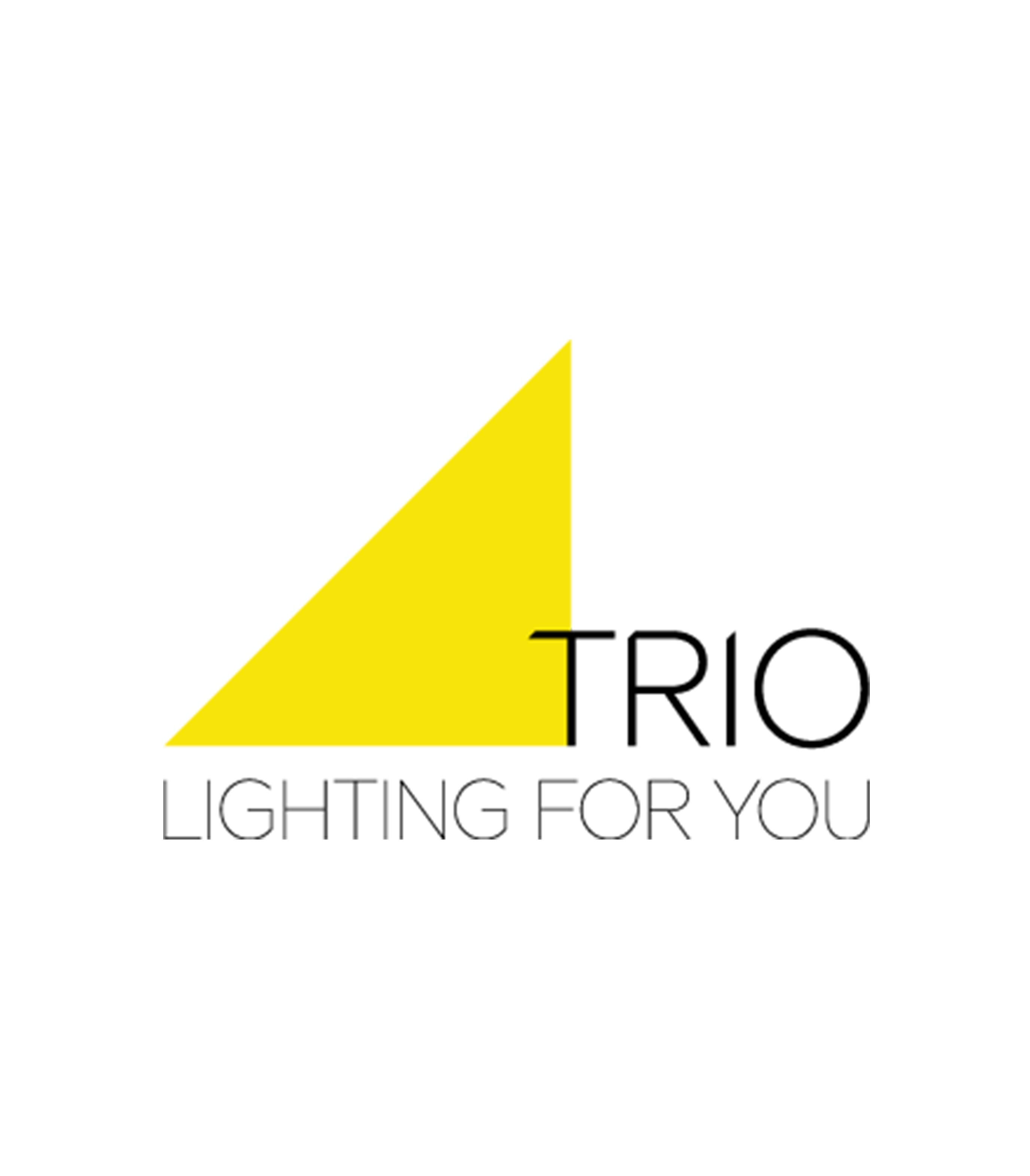 Trio verlichting logo