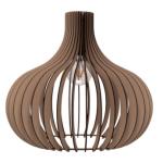 Hanglamp Seattle 50 cm naturel
