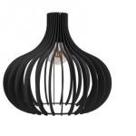 Hanglamp Seattle zwart 40 cm