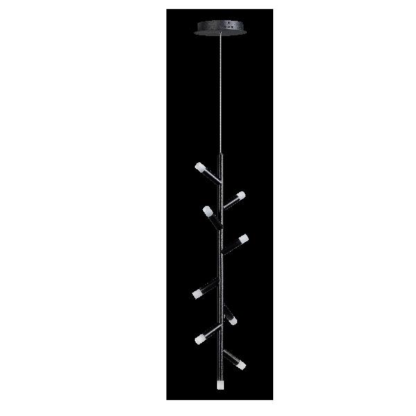 Twig hanglamp zwart 27W 2700K dimbaar 2160Lm