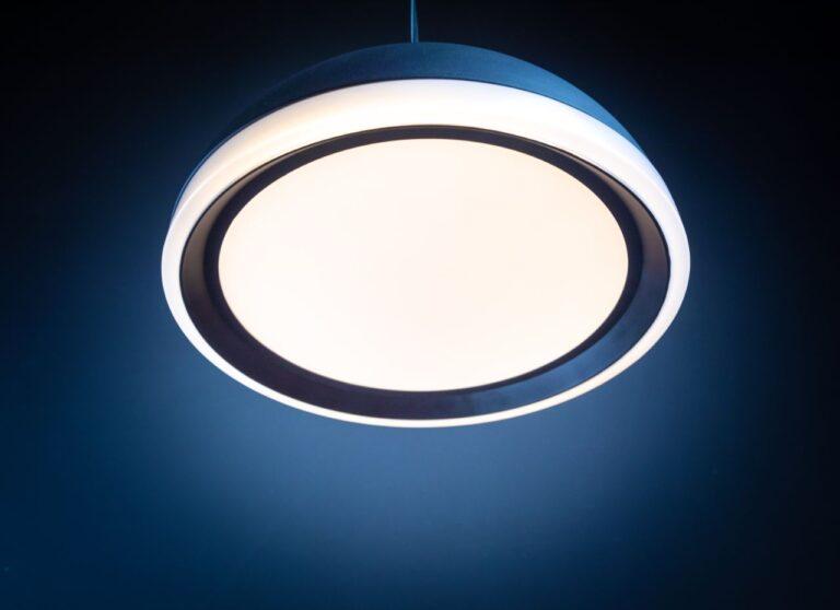 Ringo hanglamp ø480mm zwart 45W 2700K dimbaar 3600Lm