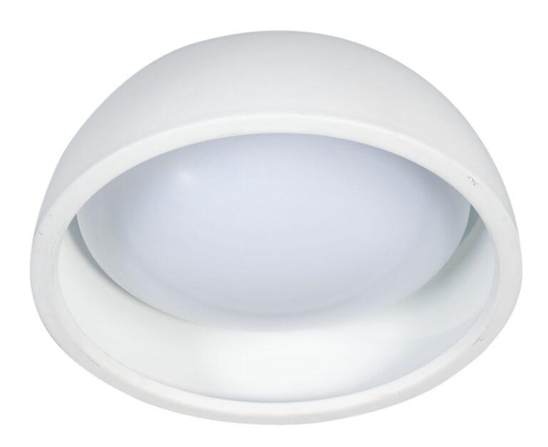 Ringo plafondlamp ø320mm wit/oranje 24W 2700K dimbaar 1920Lm