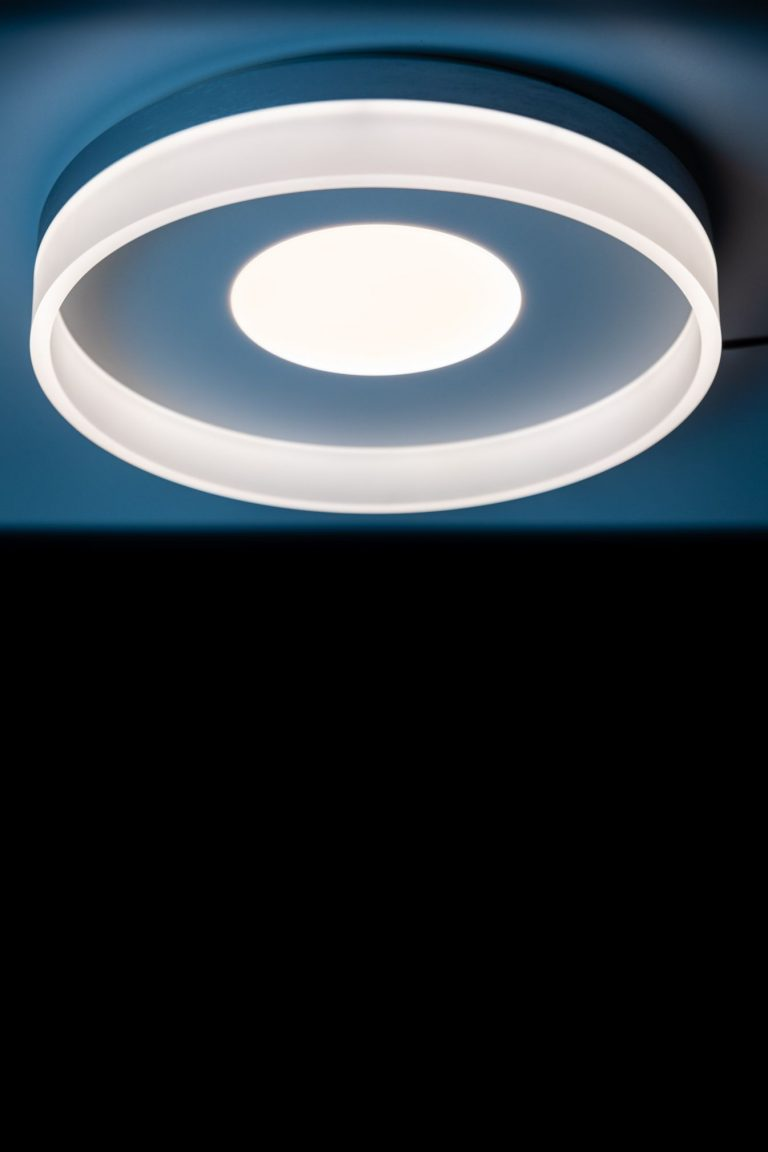 Moon plafondlamp led 400x400x85mm 2700k 42w dimbaar 1900lm