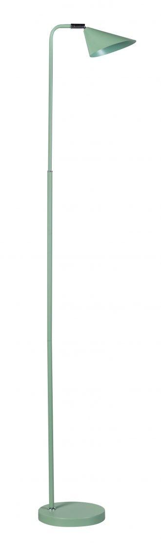 Galvani vloerlamp 1xled 3 standen groen 500lm