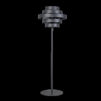 Blagoon vloerlamp 5 rings E27 D500xH1500mm antraciet