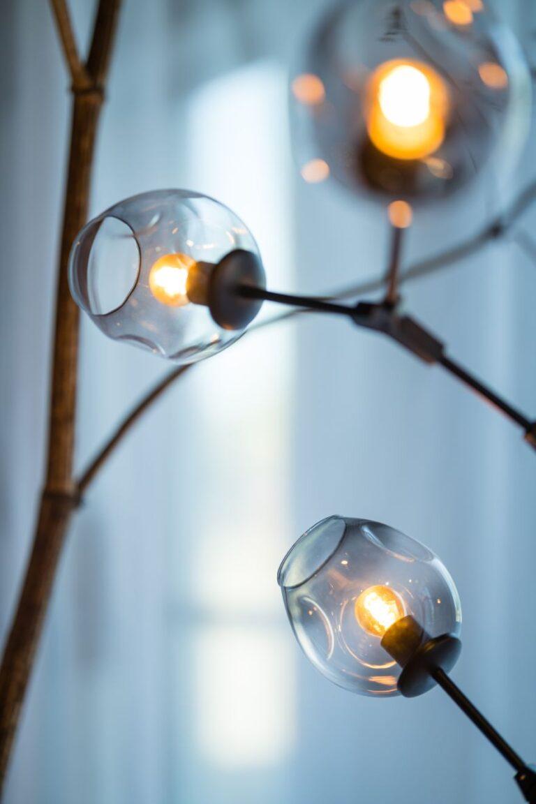 Expo Lime serie vloerlamp