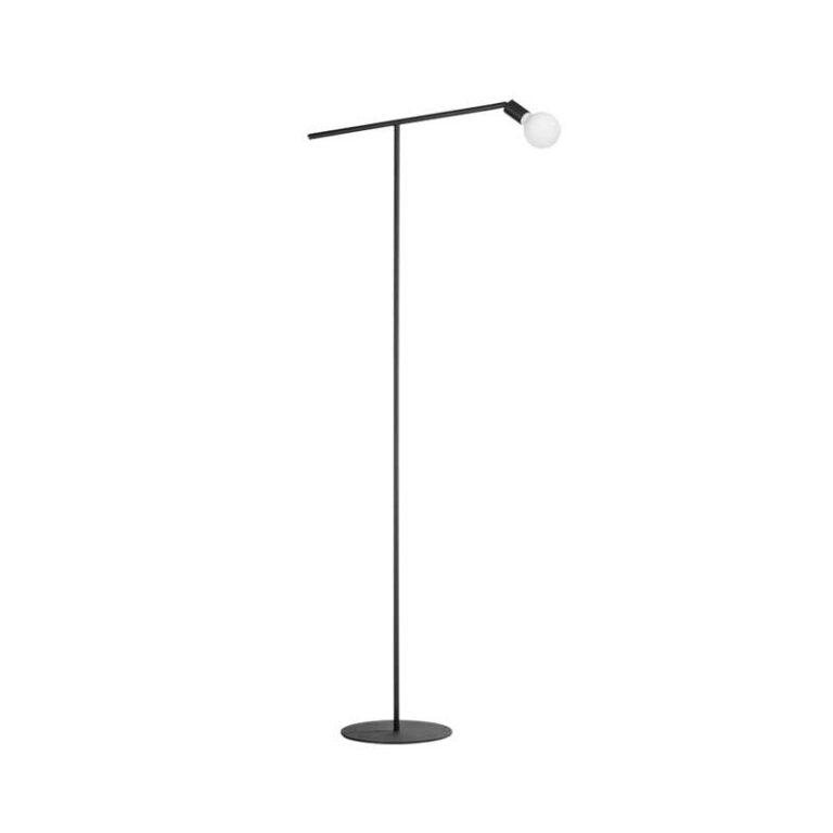 Mike 'L' vloerlamp 1x E27 H170cm
