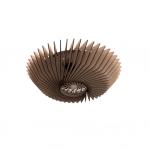 Plafondlamp Corner 48 naturel