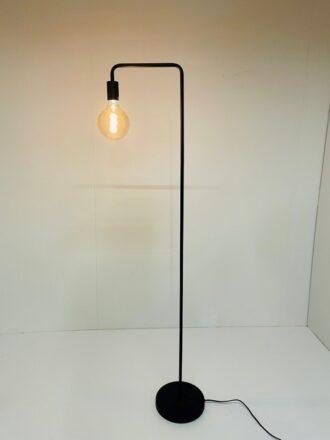 Vloerlamp Diallo Zwart