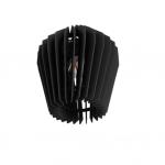 Hanglamp Corner 27 zwart