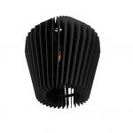 Hanglamp Corner 36 zwart